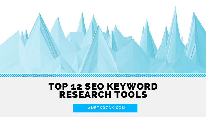 Top 12 SEO Keyword Research Tools