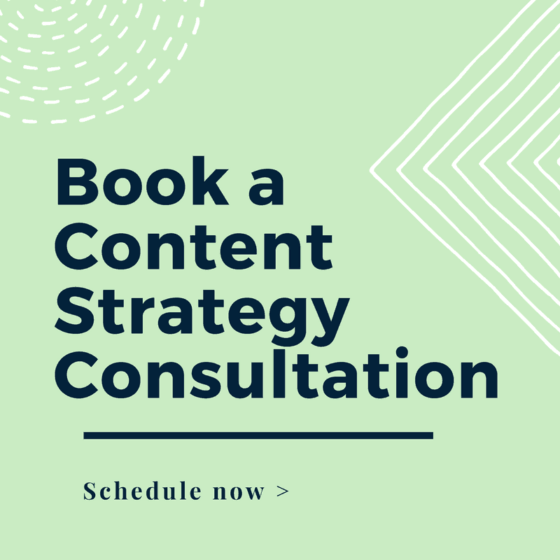 Book a FREE Content Strategy Consultation